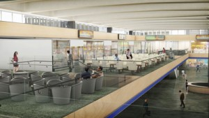 Euston Station beverage units open in May