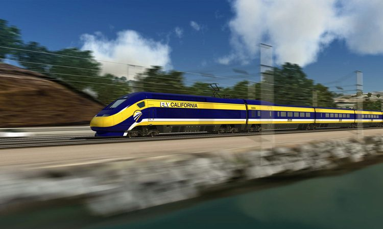 California High-Speed Rail Authority receives Federal approval