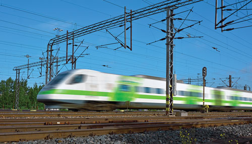 Finland concentrates on rail network development