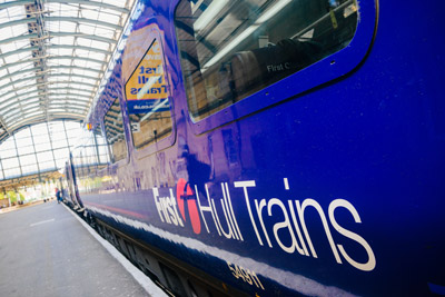 The continual success of Hull Trains