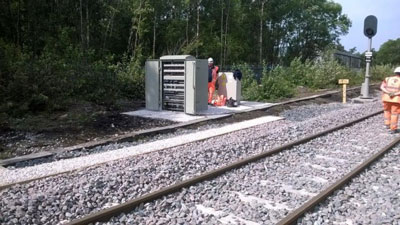 First project on Network Rail Panel Framework complete