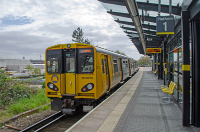 Five bidders shortlisted for Merseyrail train procurement