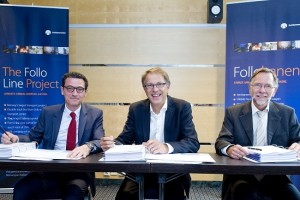 Follo Line Project contract awarded to OHL