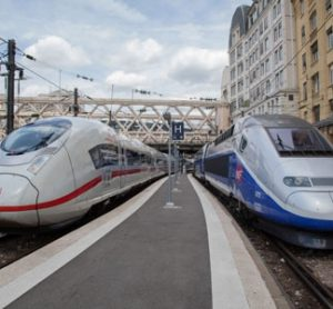 SNCF-DB rail alliance continues with new ICE 3