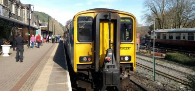 Fugro's train-borne track measurement system approved by Network Rail