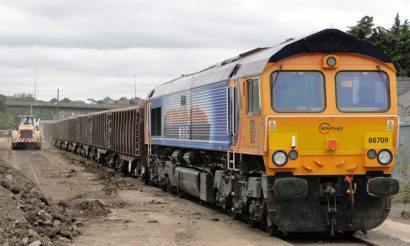 Groupe Eurotunnel prepares to sell GB Railfreight