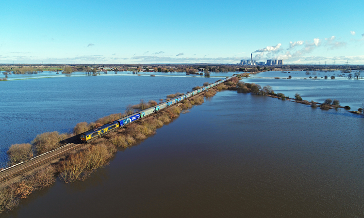 GB Railfreight to work with Drax to maintain operations during COVID-19