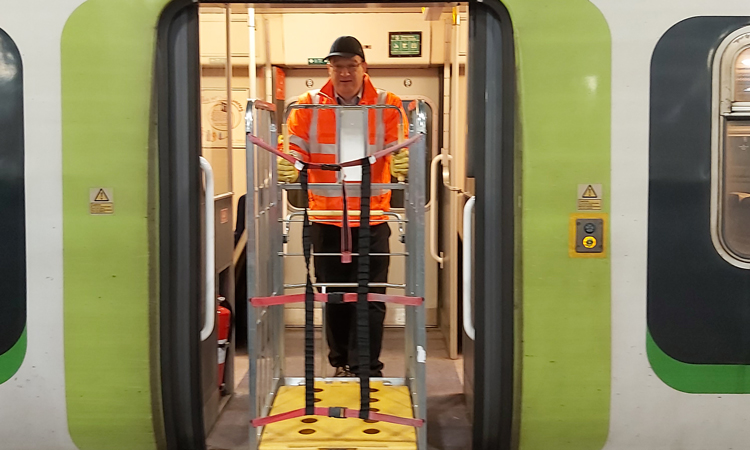 GB Railfreight trials express commuter trains to transport vital freight