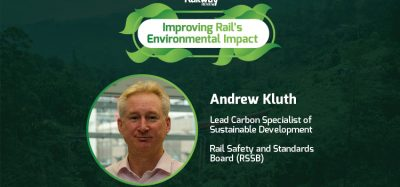 Andrew Kluth RSSB Decarbonisation