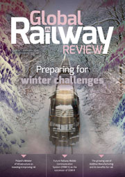 Global Railway Review issue 1 2020 cover