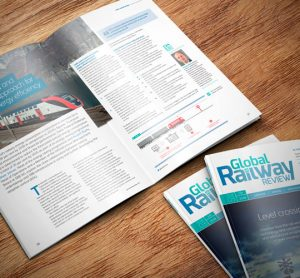 Global Railway Review issue 3 2018 magazine
