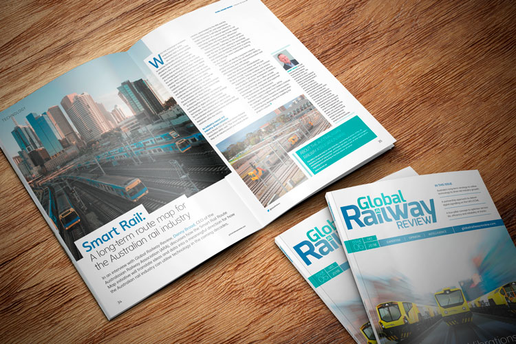 Global Railway Review issue 6 2018