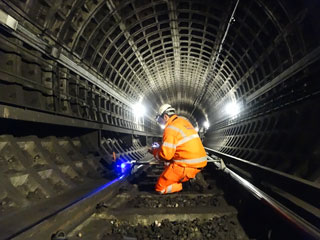 GSM-R coverage extended across Heathrow Express rail tunnel infrastructure