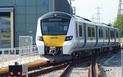 GTR – a franchise formed to transform passenger services