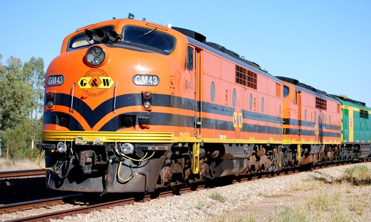 California Northern Railroad low-emission locomotives complete trials