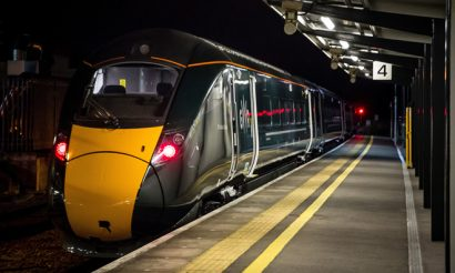GWR Intercity Express Train