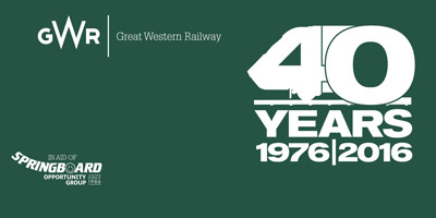 GWR rail depot open day celebrates 40 Years of the High Speed Train