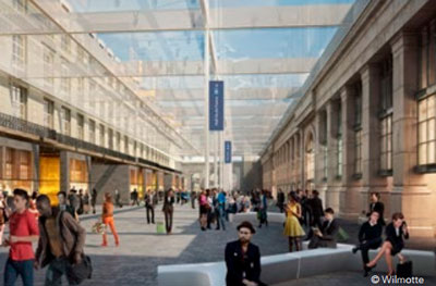 SNCF reveal plans to transform Gare du Nord