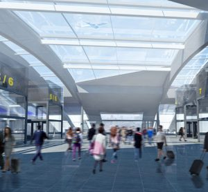 Proposals have been submitted for Gatwick Airport station upgrade