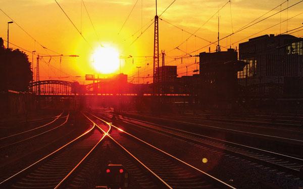 Germany: Bahn storming