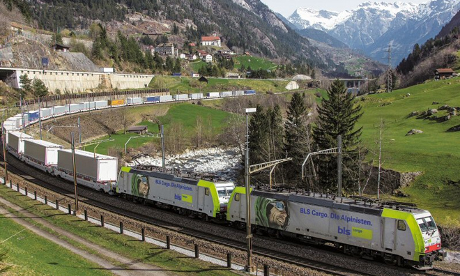 Bombardier locomotives receive approval for operation in the Gotthard Base Tunnel