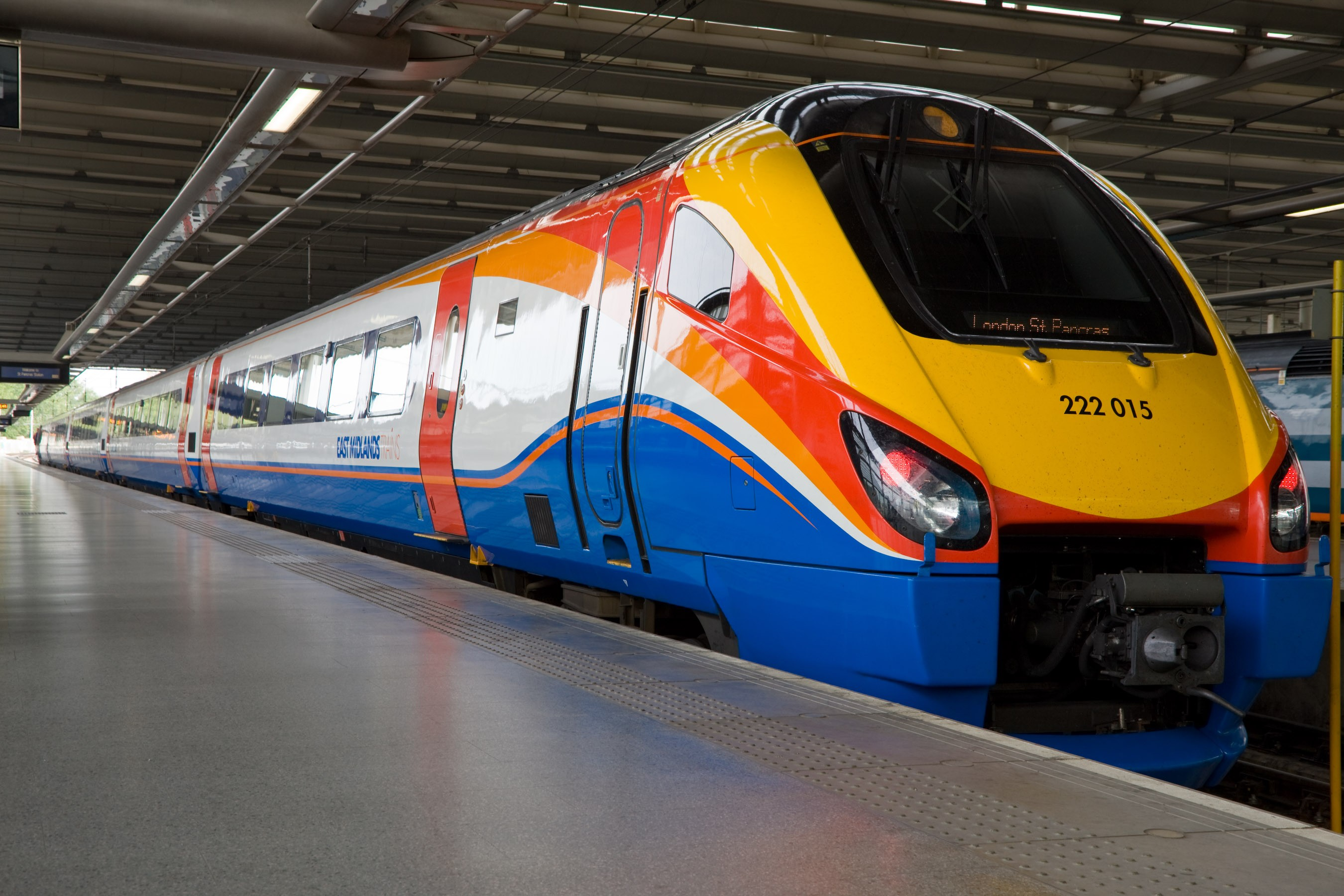 East Midlands Trains extends Technical Service Agreement