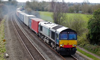 Government sets out Rail Freight Strategy