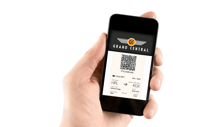 Grand Central e-ticketing
