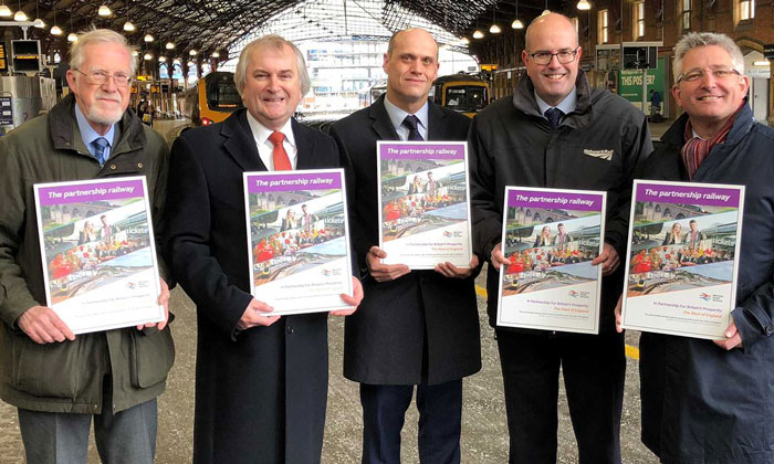 West of England's rail companies secure nearly £10 billion