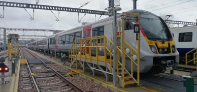 New Greater Anglia trains arrive in Essex for safety and performance tests