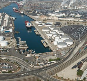 The Port of Long Beach has chosen lead design for the $870 million rail project