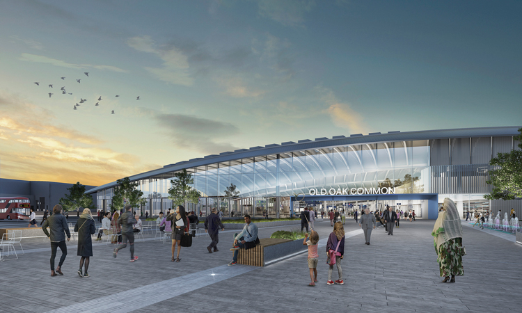 HS2 begins search for station lift and escalator contractors