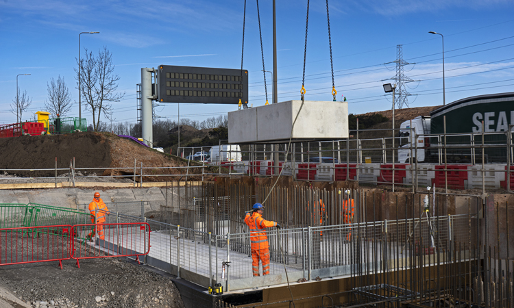 HS2 Birmingham Interchange station begins construction