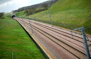 HS2 construction on track for 2017