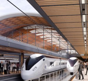 HS2 Ltd Issues Notice to Proceed Phase One