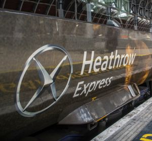 Heathrow Express named by passengers as best UK rail service
