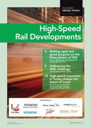 High Speed Rail Developments 2016