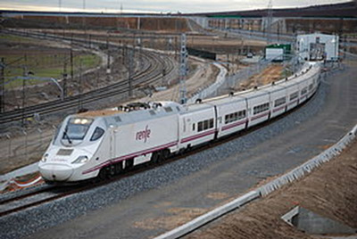 High Speed Rail in the Iberian Peninsula
