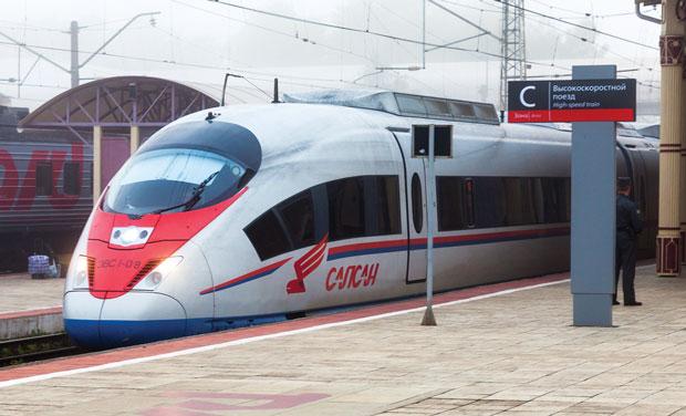 High-speed rail in Russia
