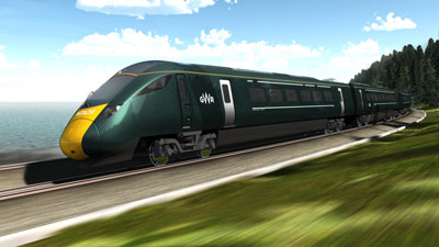 Hitachi Rail Europe named preferred supplier for new First Great Western franchise