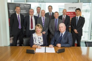 Hitachi Rail Europe to provide traffic management technology for Thameslink Programme