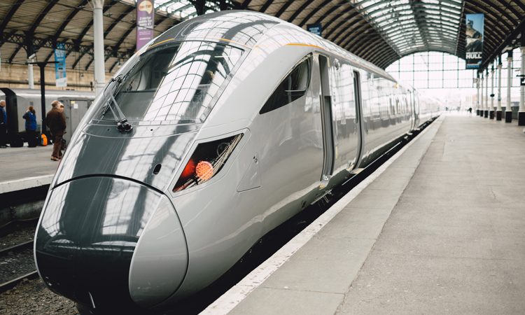 Hull Trains reaches a milestone with entire new fleet arriving in Europe