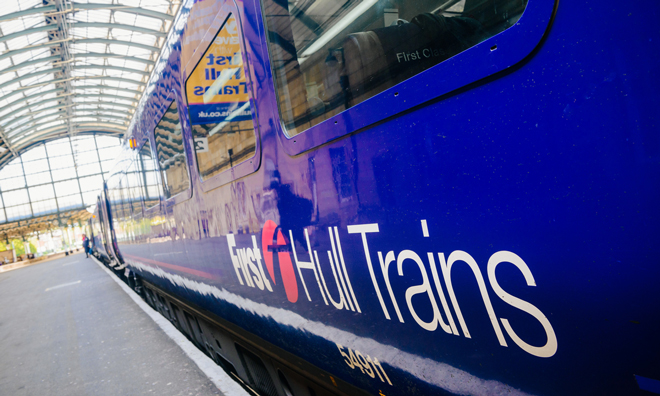 Hull Trains installs state-of-the-art CCTV system on-board all trains