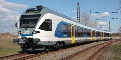 Hungarian MÁV-START signs contract for 21 FLIRT EMUs