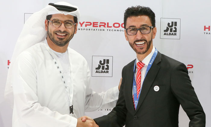 First commercial Hyperloop system has been agreed upon in the UAE
