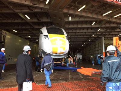 IEP first train