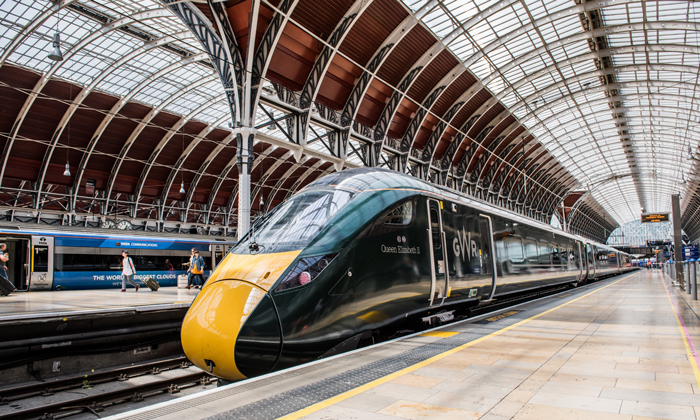 New Intercity Express trains launched by the Transport Secretary