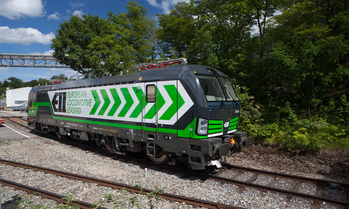 500th electric Vectron locomotive ordered