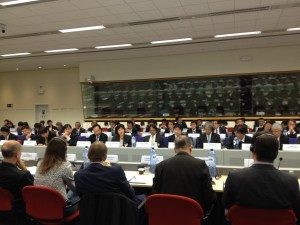 EU-Japan Industrial Dialogue on Railways address FTA negotiations