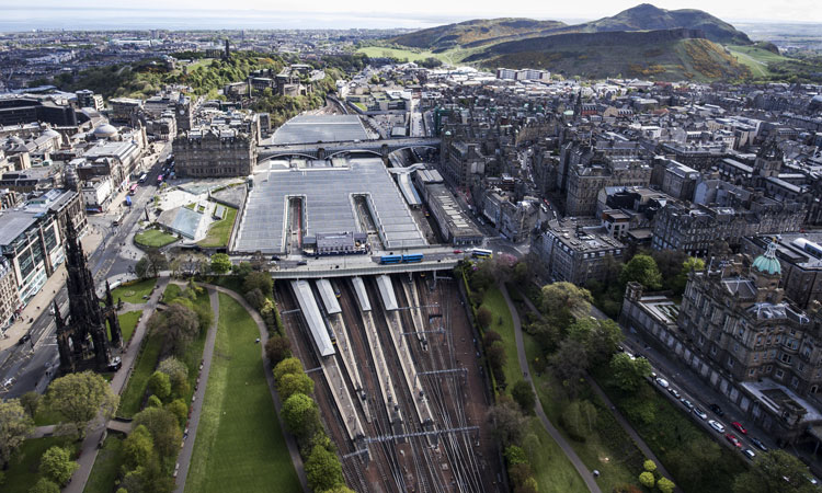 Interoperable ITSO smartcards introduced on Scotland rail